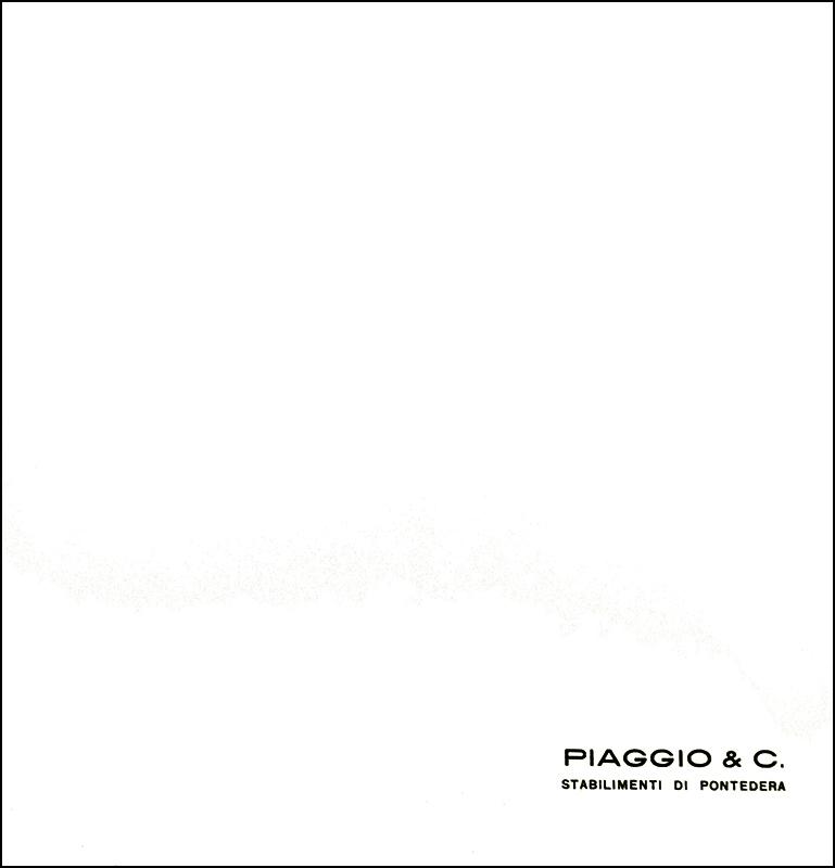 Piaggio & C. – Stabilimenti di Pontedera